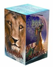 Chronicles of Narnia Box Set – Box set,  by C. S. Lewis  (Paperback)