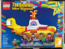 LEGO 21306 THE BEATLES YELLOW SUBMARINE Brand New Factory Sealed !!