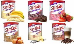 SlimFast Shakes Weight Loss ,Diet Body Meal Replacement Milkshake Sport Drink