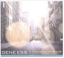 NEW - A Thousand Summers (feat. Nicki Parrott) by Gene Ess