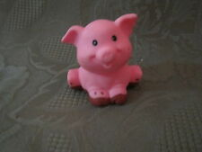 Fisher Price Little People Farm Barn Animal sound pet muddy pig swine sitting up
