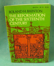 Reformation of the Sixteenth Century by Ronald Bainton (1956, Paperback)
