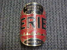 Erie Bicycle Head Badge Emblem Angola New York