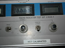 Test Set Tacho-Indicator 1/10-81-1 Avionics Test Equipment