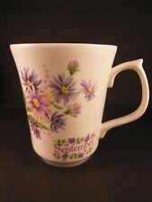 Rare Bone China Mug Cup September Birthday Niagra Parks England