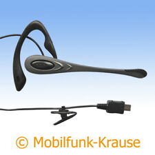 Headset Pilot In Ear Kopfhörer f. LG GW820 eXpo
