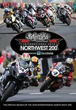 International NorthWest 200 - Official Review 2010 (New DVD) Seeley Dunlop NW200