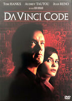 DVD Da Vinci Code