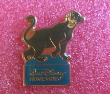 Pins WALT DISNEY HOME VIDEO Livre De La Jungle BAGHEERA