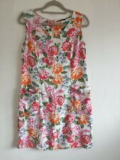 Marks and Spencer Floral Dress Size 12 (E1)