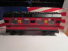 "Lego Harry Potter HOGWARTS EXPRESS TRAIN ""PASSENGER CAR ONLY"" FROM SET 4758"