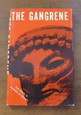 THE GANGRENE anonymous Silver - 1st HCDJ 1960 - fine - BANNED IN FRANCE -torture