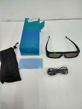 SainSonic Zodiac GX-30 3D-Brille, Aktiv-Ausloeser, 144 Hz
