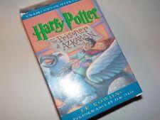 Harry Potter Prisoner of Azkaban Audio Cassettes J. K. Rowling book 7 tapes