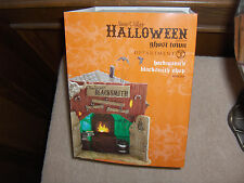 Department 56 4036593 Ghost Town Hackmann's black smith shop Free Mailing Usps