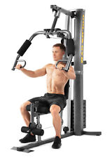 Gold's Gym XRS 50 Home Gym with High and Low Pulley System Exercise Workout