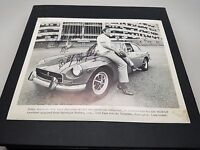 Bobby Howfield Vintage Autographed 8x10 Photograph