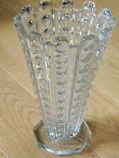 Beau vase ART DECO Tchécoslovaquie design déco vintage. h: 23 cm années 30