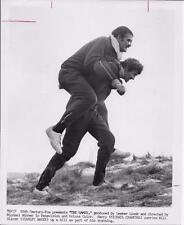 "Michael Crawford & Stanley Baker in ""The Games""1970 Vintage Movie Still"
