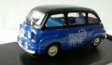 AUTO BRUMM 1:43 DIE CAST FIAT 600 MULTIPLA 1956 NUREMBERG