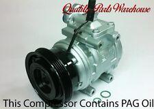 Reman. AC Compressor Fits: 2006-2009 KIA SPORTAGE W/ONE YEAR WRTY!