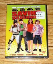 Saving Silverman (Dvd, 2001 Pg-13 Theatrical Version) Jack Black Amanda Peet New