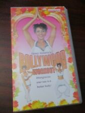 Bollywood Workout  VHS Video Tape NEW