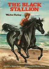 The Black Stallion Comic Strip Adapted book by Robert Genin