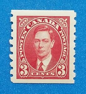 Canada stamp Scott #240 MNH very well centered good original gum. Wide margins.