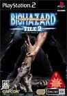 Used PS2 Biohazard Resident Evil Outbreak FILE2 Import Japan、