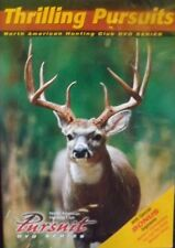 Thrilling Pursuits North American Hunting Club Series (DVD) WORLD SHIP AVAIL!