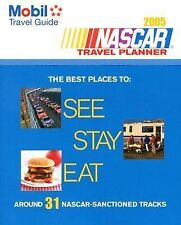 Mobil Travel Guide Nascar Travel Planner, 2005 Mobil Travel Guide Paperback