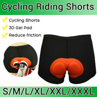 Shorts Pants Bicycle Bike Cycling Underwear Padded 3D Riding Sports Clothing