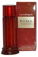Laura Biagiotti Roma Passione for Womens EDT Eau de Toilette Spray 100ml