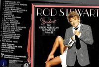 cd rod stewart stardust the great american songbook vol 3 excellent condition