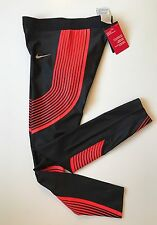 NEW Nike DRI FIT Power Speed Running Compression Tights Stay Warm Small RRP £105