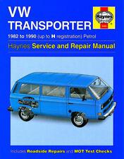 H3452 VW Transporter (water-cooled) Petrol (1982 to 1990) Haynes Repair Manual