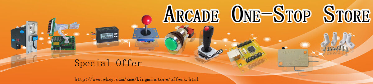 Kingminstore-Arcade Center