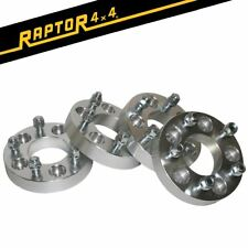 Land Rover Discovery 2 TD5 30mm Wheel Spacers Set of 4 Aluminium