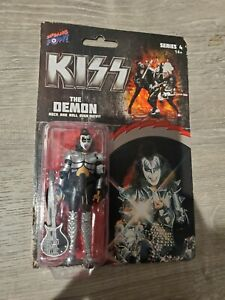 BIF BANG POW Kiss The Demon Rock & Roll Over Outfit Series 4