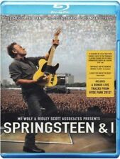 Springsteen & I [Blu-ray] [2013] Bruce Springsteen (New & Sealed)