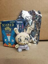 Kidrobot The Bots' Scared Silly Dunny Series YOU CRACK ME UP ?/?? RARE CHASE!