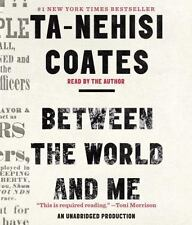 Between the World and Me by Ta-Nehisi Coates (2016, Hard cover, Best Seller)