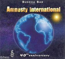 Buddha Bar Amnesty International 40 Anniversary CHILL OUT LOUNGE DOWNTEMPO TBFWM