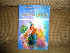Disney Movie Club 3D Lenticular Fantasia & Fantasia 2000 Collector'S Card