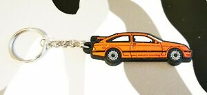 EX DISPLAY FORD SIERRA RS 500 COSWORTH KEY ANELLO RED