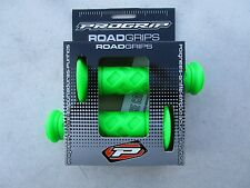 Progrip Pro Grip # 699 GREEN sportbike superbike motorcycle grips closed end