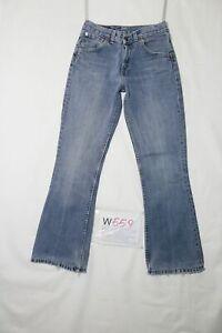 Levi's 525 Bootcut D'Occassion (Cod.W559) W27 L32 en Jeans Femme Taille Basse