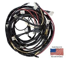 Complete wiring harness Ford 8N with Front mount distributor & 1 wire Alternator