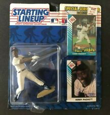 1993 STARTING LINEUP KIRBY PUCKETT MINNESOTA TWINS **NEW IN ORIGINAL PACKAGING**